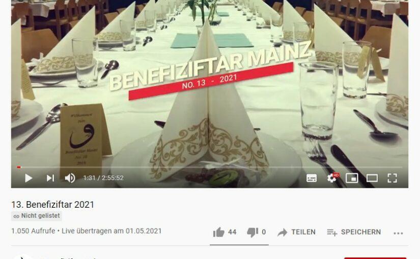 Benefiziftar 2021 – Das Live-Event auf YouTube